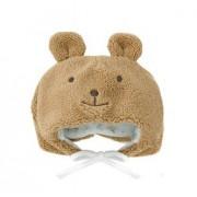 หมวกเด็กขนปุยลายหมี