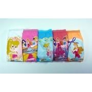 กางเกงในเด็ก Princess ขอบเล็ก แพ็ค 5 ตัว